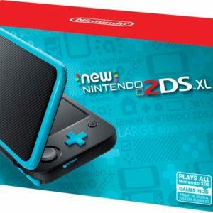 New Nintendo 2ds XL – BLACK