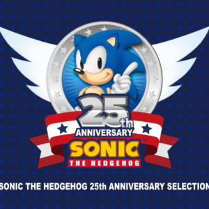 Sonic the Hedgehog – 25th Anniversary Selection