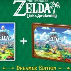 Link's Awakening – DREAMER EDITION (NS)