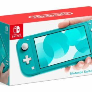 Nintendo Switch Lite (Turquiose)