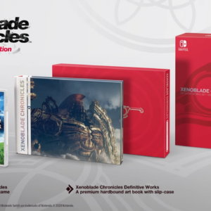 Xenoblade Chronicles: DEFINITIVE WORKS (NS)