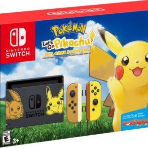 Nintendo Switch – POKEMON EDITION