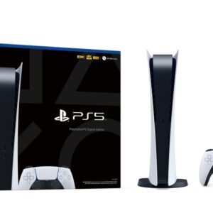 PS5 console (digital edition)