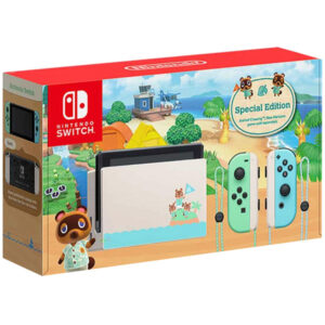 Nintendo Switch – Animal Crossing Edition