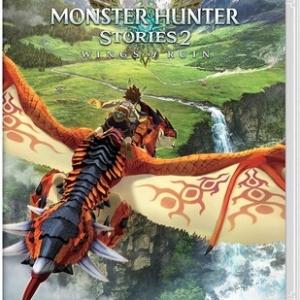 Monster Hunter Stories 2: WINGS OF RUIN – NS