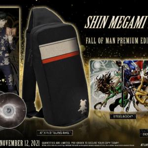 Shin Megami Tensei V: PREMIUM EDITION