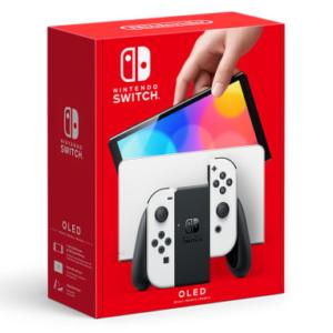 Nintendo Switch – OLED White
